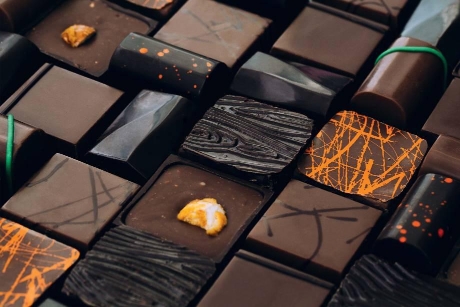 Bombons da Dengo: o uso de matéria-prima nacional de qualidade elegeu o melhor chocolate no guia Veja COMER & BEBER 2018