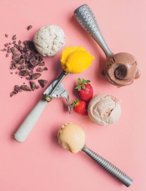 Ingredientes frescos e, em maioria, orgânicos: um dos sucessos da sorveteria bicampeã por Veja COMER & BEBER