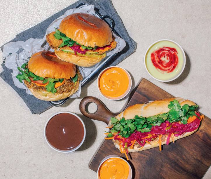 O melhor sanduíche: a chef Renata Vanzetto conquistou um prêmio com o caçula Matilda Lanches na mais recente edição de Veja COMER & BEBER