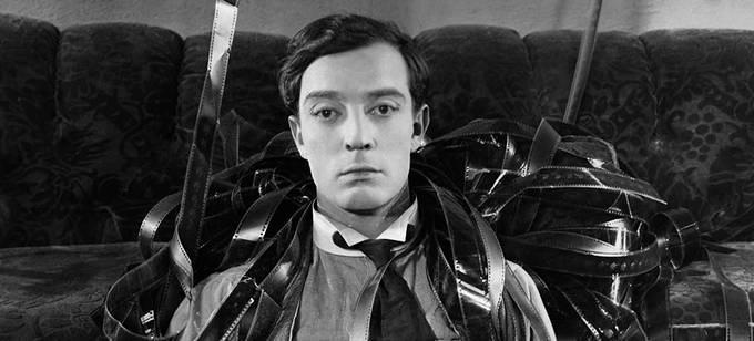Buster Keaton — O Mundo É um Circo