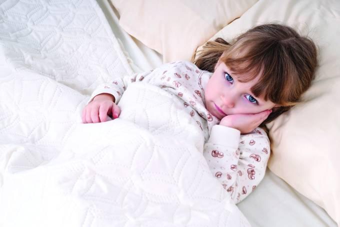 Doenças leves recorrentes podem ser um sinal de que seu filho está produzindo anticorpos