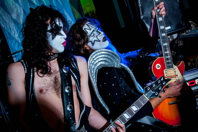 Halloween do Villa – Kiss for Kids