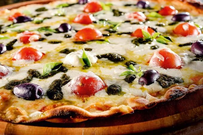 Sala Vip PizzariaPizza de Burrata