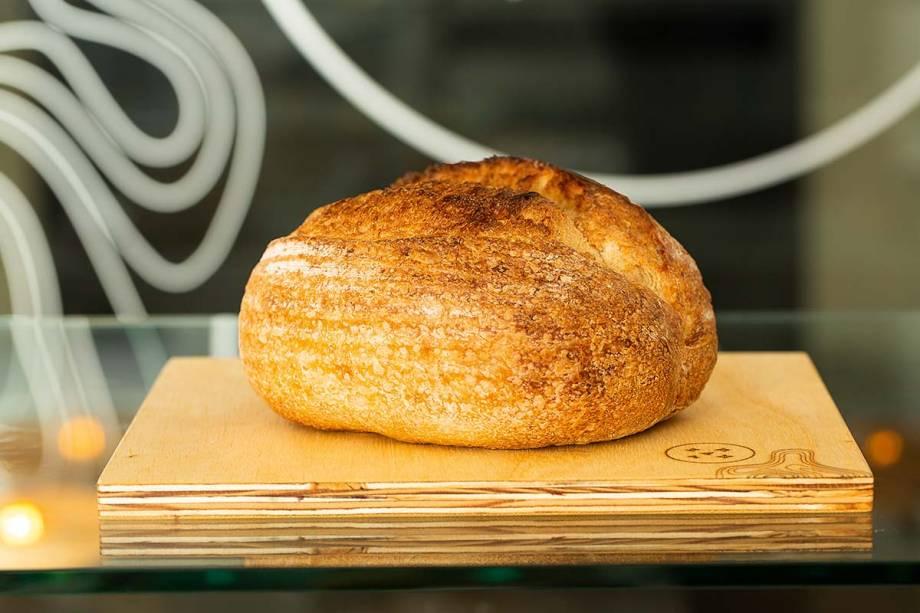Sourdough, um pão californiano