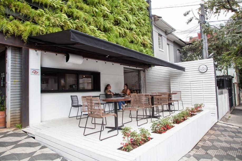 Lilu Café: novo espaço de comidinhas de André Mifano