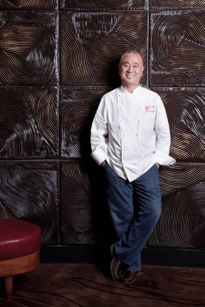 Nobu Matsuhisa: <span>chef-celebridade que fundou a rede</span>