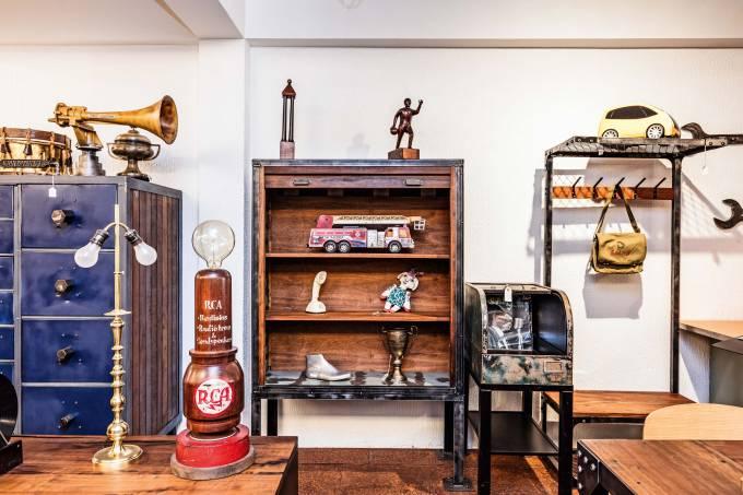 Mobília vintage