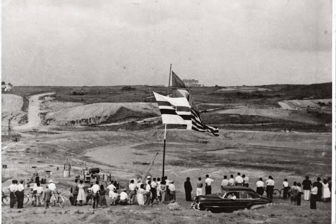 Morumbi, em 1952