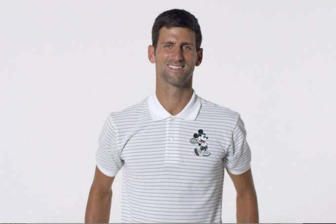 Lacoste Mickey
