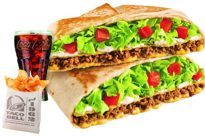 Taco Bell_Combo 4_Crunchwrap Supreme