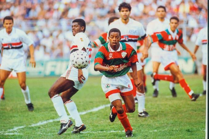 jogador Dener, Portuguesa