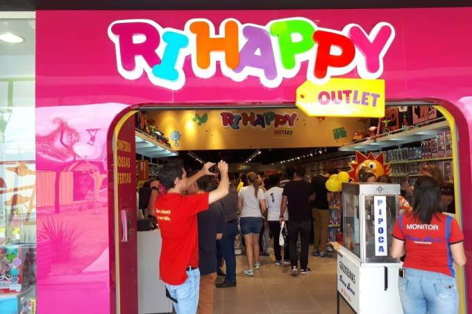 Ri Happy outlet
