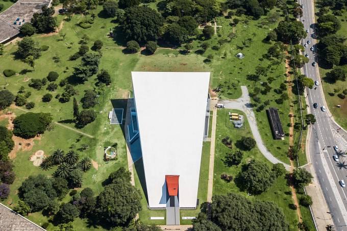 Auditório Oscar Niemeyer