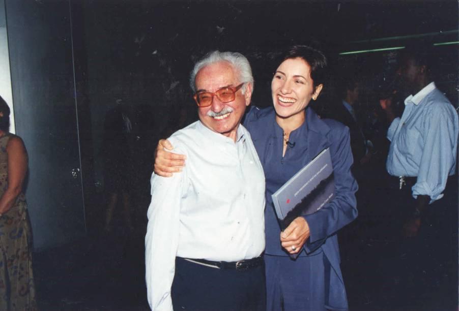 Manoel de Barros e Cássia Kis