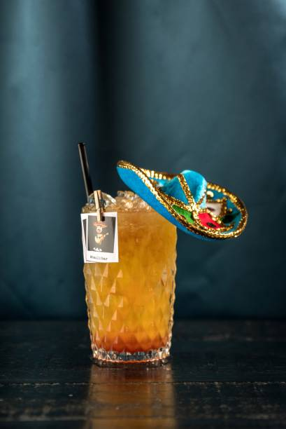 Mariachi: enfeitado com um sombrero e de sabor defumado e ácido