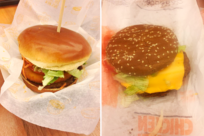 Duelo vegetariano