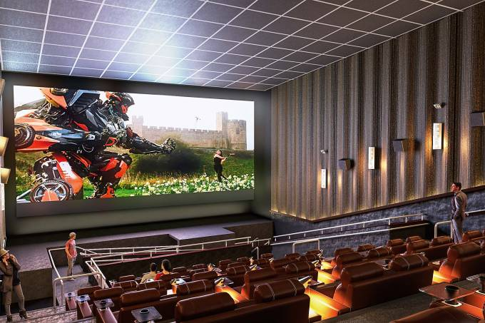 Cinema JK Iguatemi