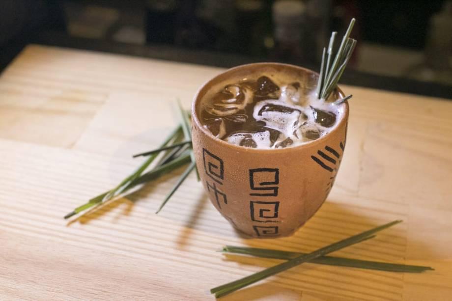 Nativus, uma mistura de duas bebidas indígenas