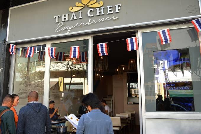Thai Chef Experience