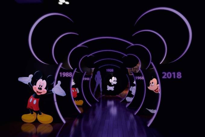 Exposição Mickey