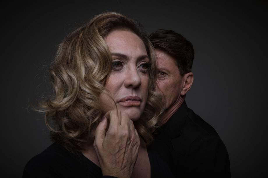 Peça do Casamento: Eliane Giardini e Antonio Gonzales
