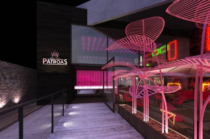 Bar das Patroas