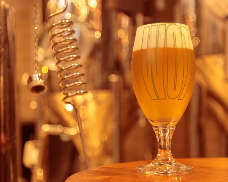 Chopes WOT: cervejas saem dos barris direto para as torneiras