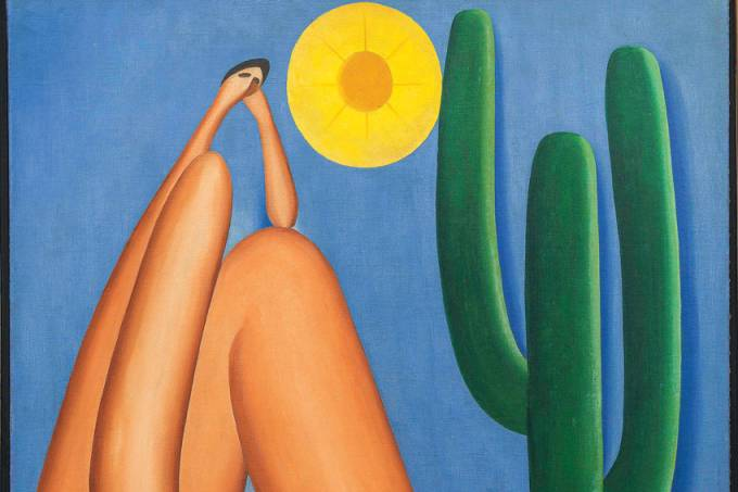 Abaporu – Tarsila do Amaral