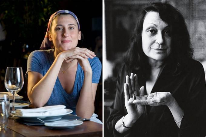 Paola Carosella e Lina Bo Bardi