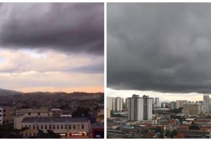 Chuva Domingo 28 Abril