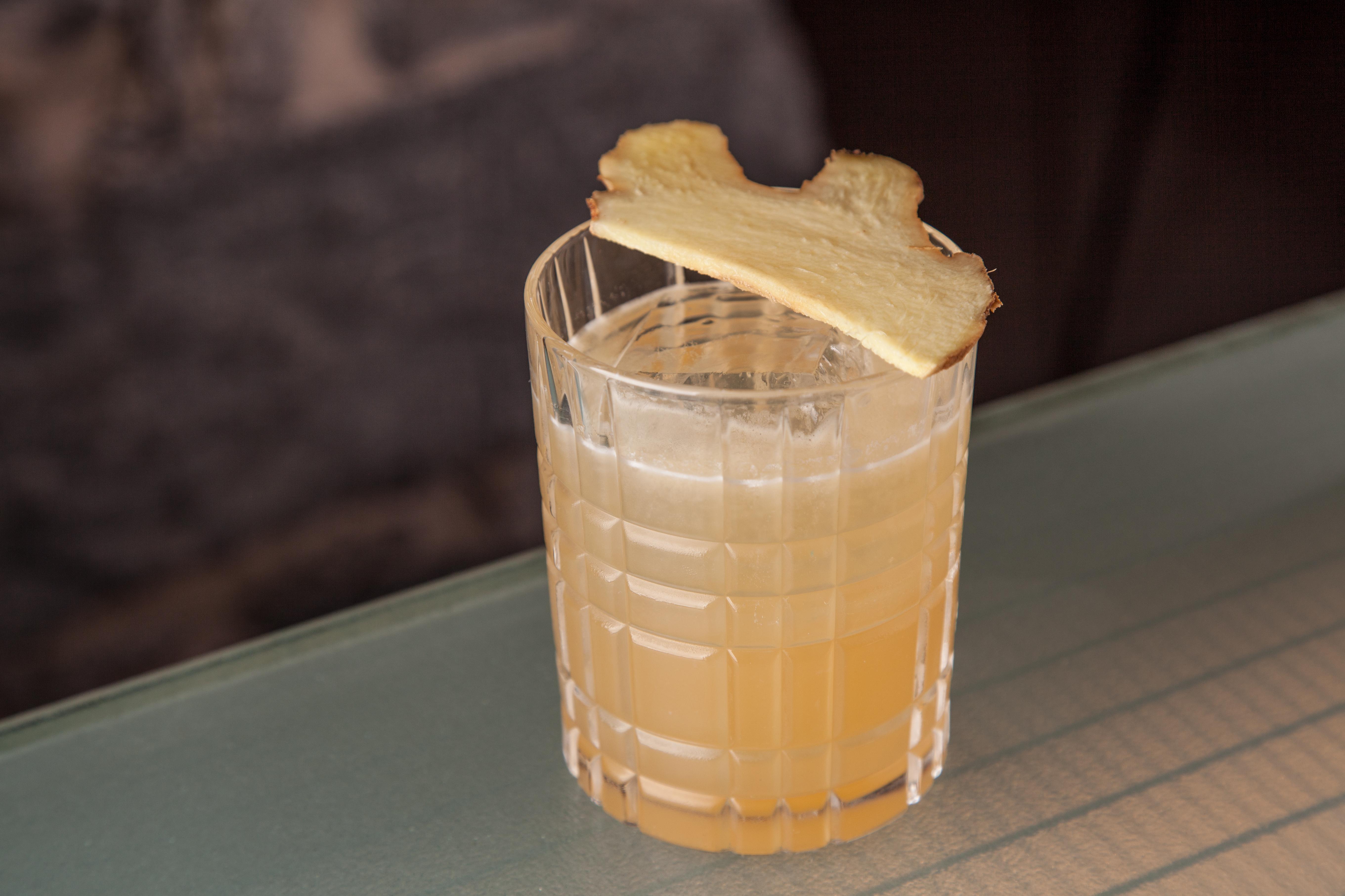 Penicillin: um dos melhores drinques da carta
