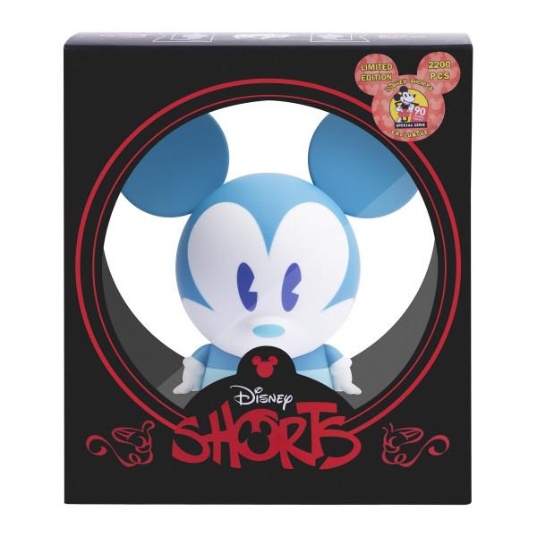 Os bonecos da série Disney Shorts poderão ser encontrados na loja