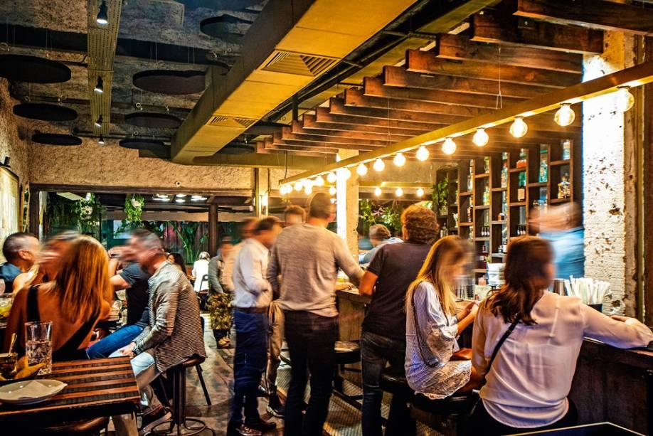 Periquita & Gin Club: primo rico do Vaca Véia, tem clima intimista e público badalado