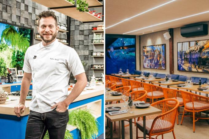 Record – restaurante Dalton Rangel