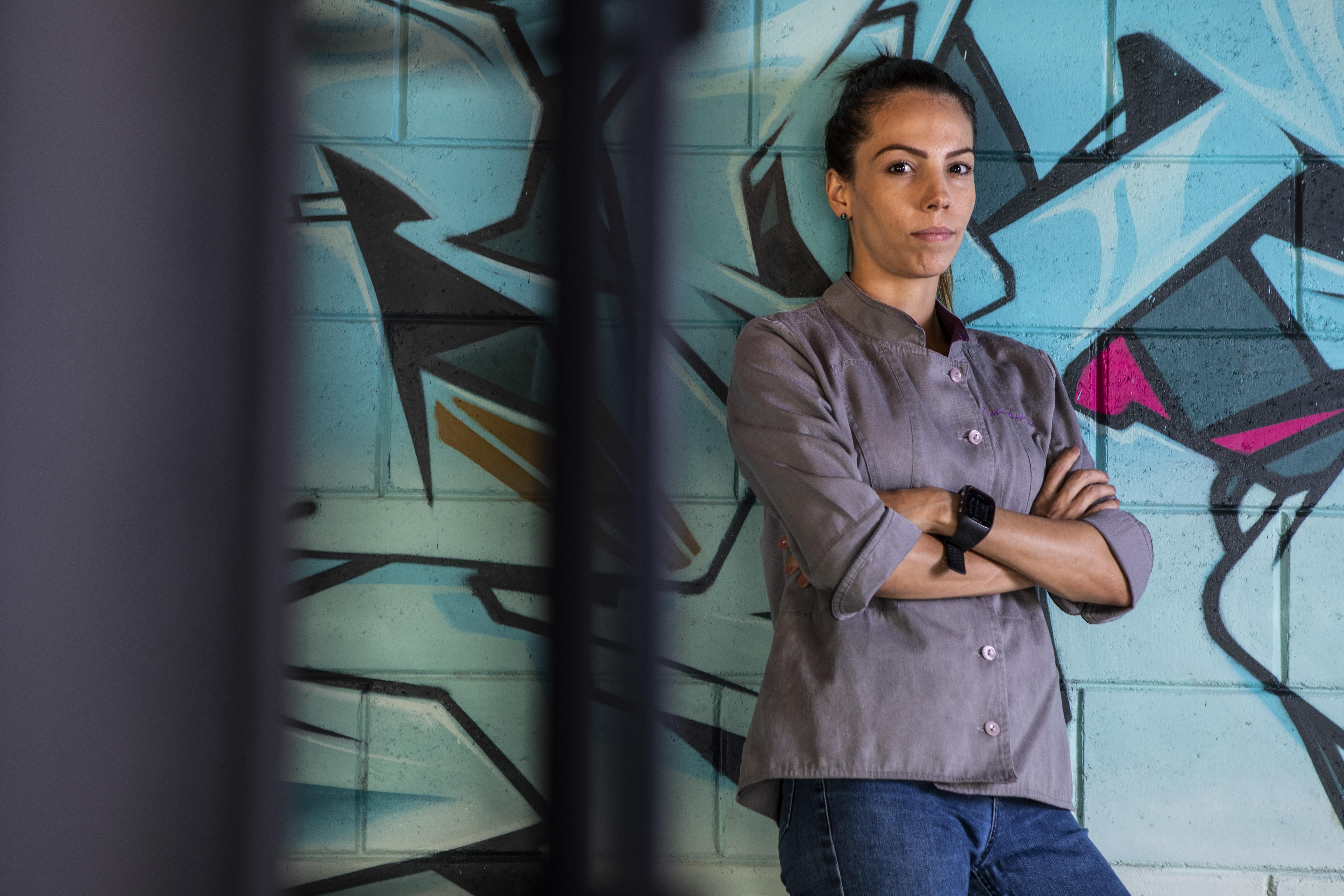 Chef Tássia Magalhães: em novo endereço