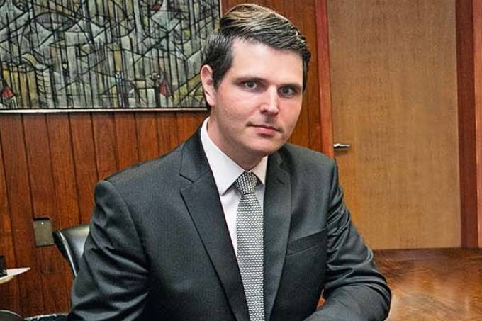 Cauê Macris, presidente da Alesp
