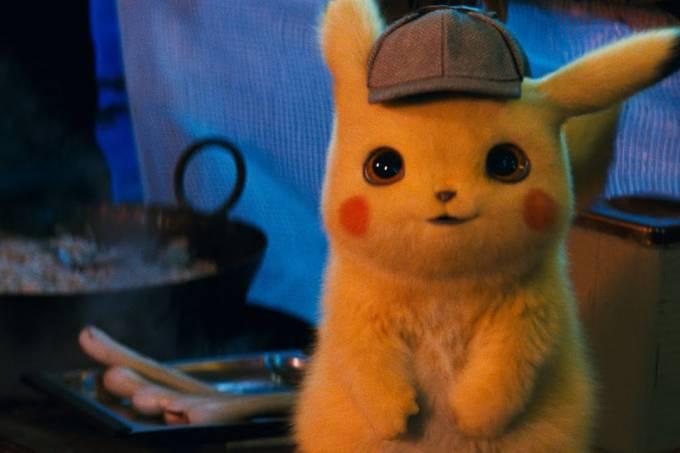 POKÉMON Detetive Pikachu – Trailer Oficial #1