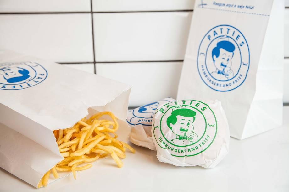Fritas soltas fininhas: como nos primórdios dos fast-foods