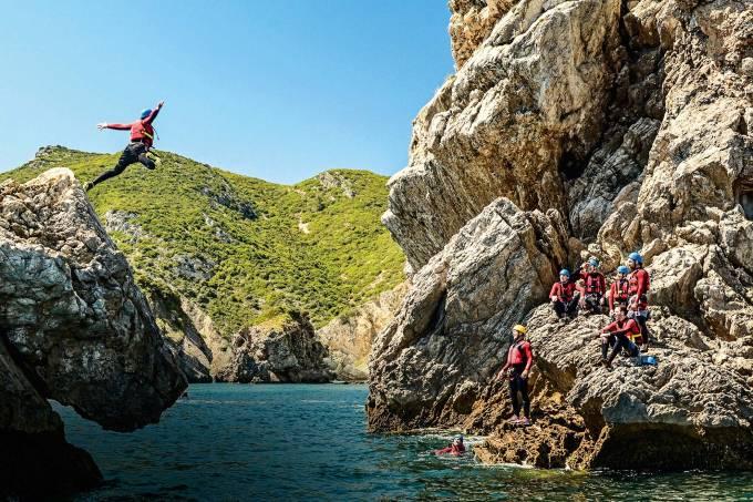 Portugal – Coasteering