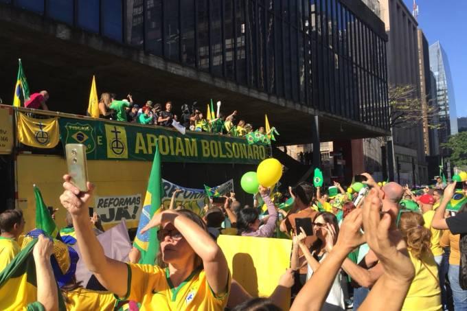 manifestacao bolsonaro 2019