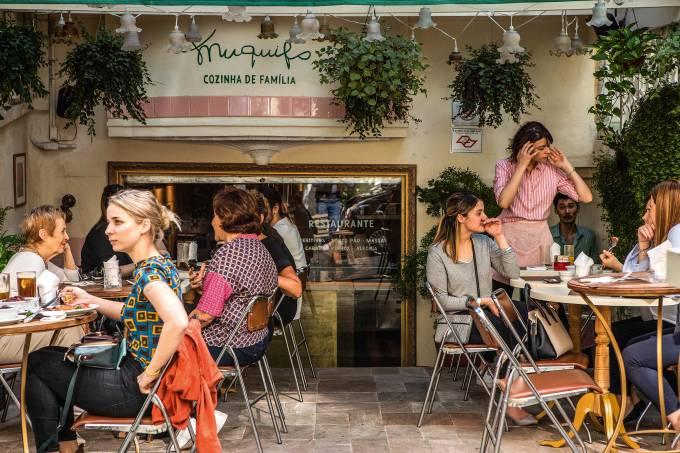 Restaurante Muquifo