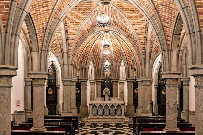Cripta Catedral da Sé