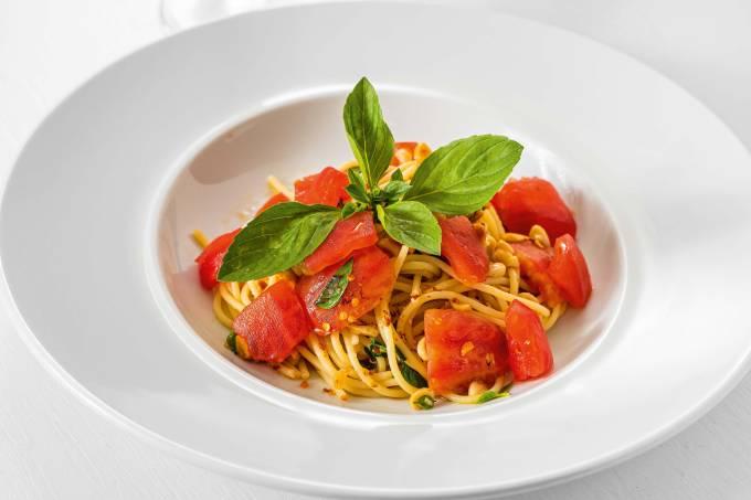 Vulcano – espaguete