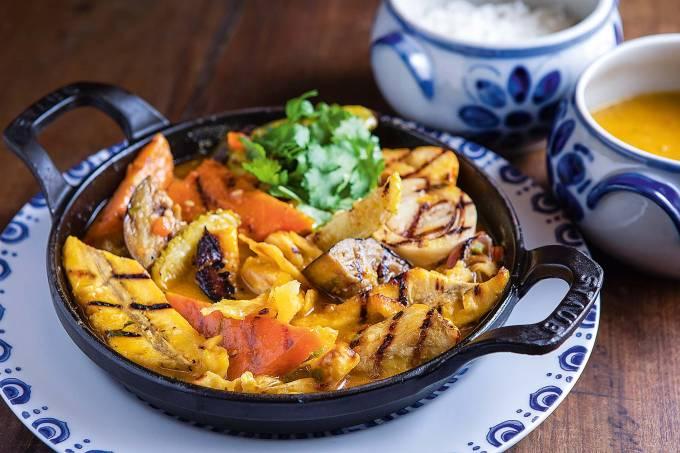 Moqueca Vegetariana – Dalva e Dito