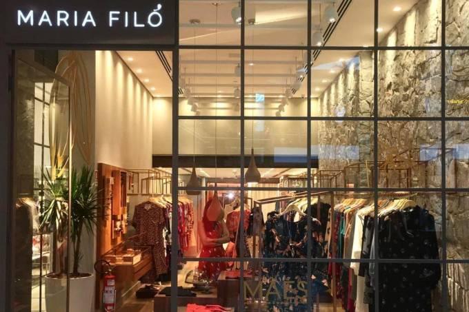 Unidade da Maria Filó no Morumbi Shopping