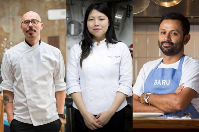 La Frontera – Chef sem fronteira