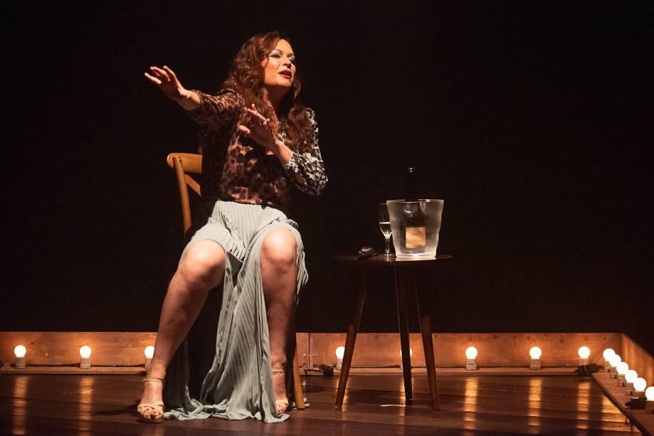 Dolores: Lara Córdulla protagoniza o solo