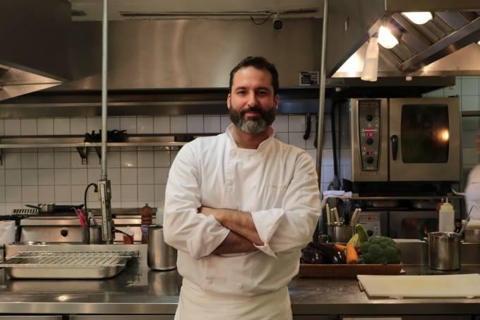 Chef Breno Berdu