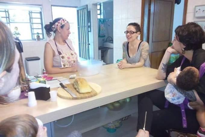 Sessões terapia pão