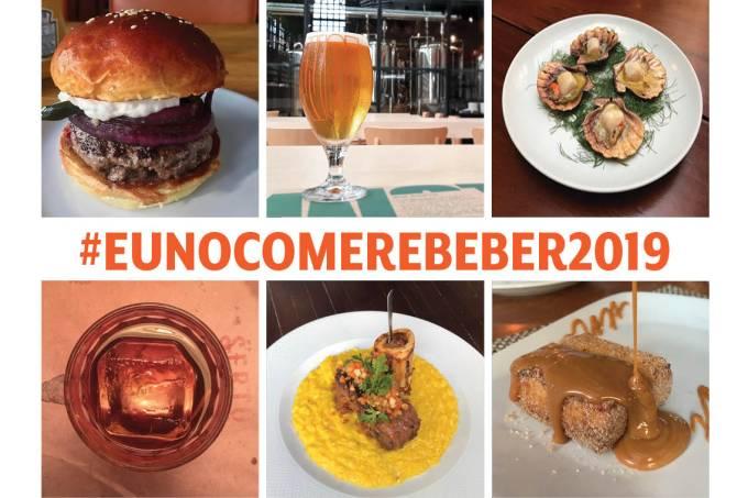 comer e beber 2019
